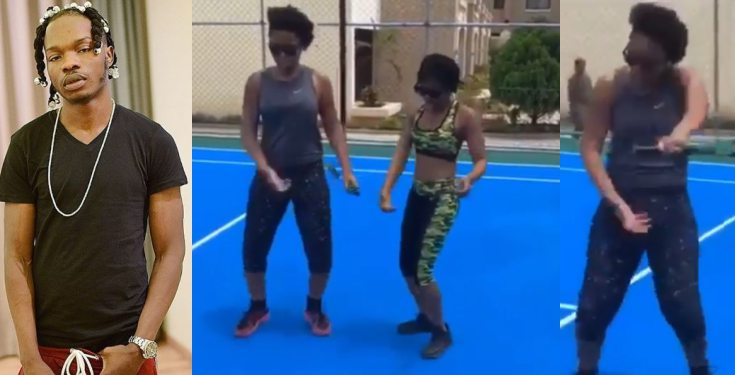Regina Daniels dances to Naira Marley's 'Soapy' song (Video)