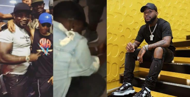 Shoki Shitta dumps Davido, bows before Wizkid's Loyalist, Baruwa Eleniyan (Video)
