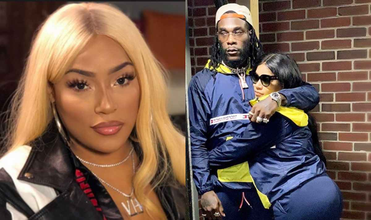 "Stefflon Don gushes about Burna Boy, ""I would walk 20 miles for this man"""