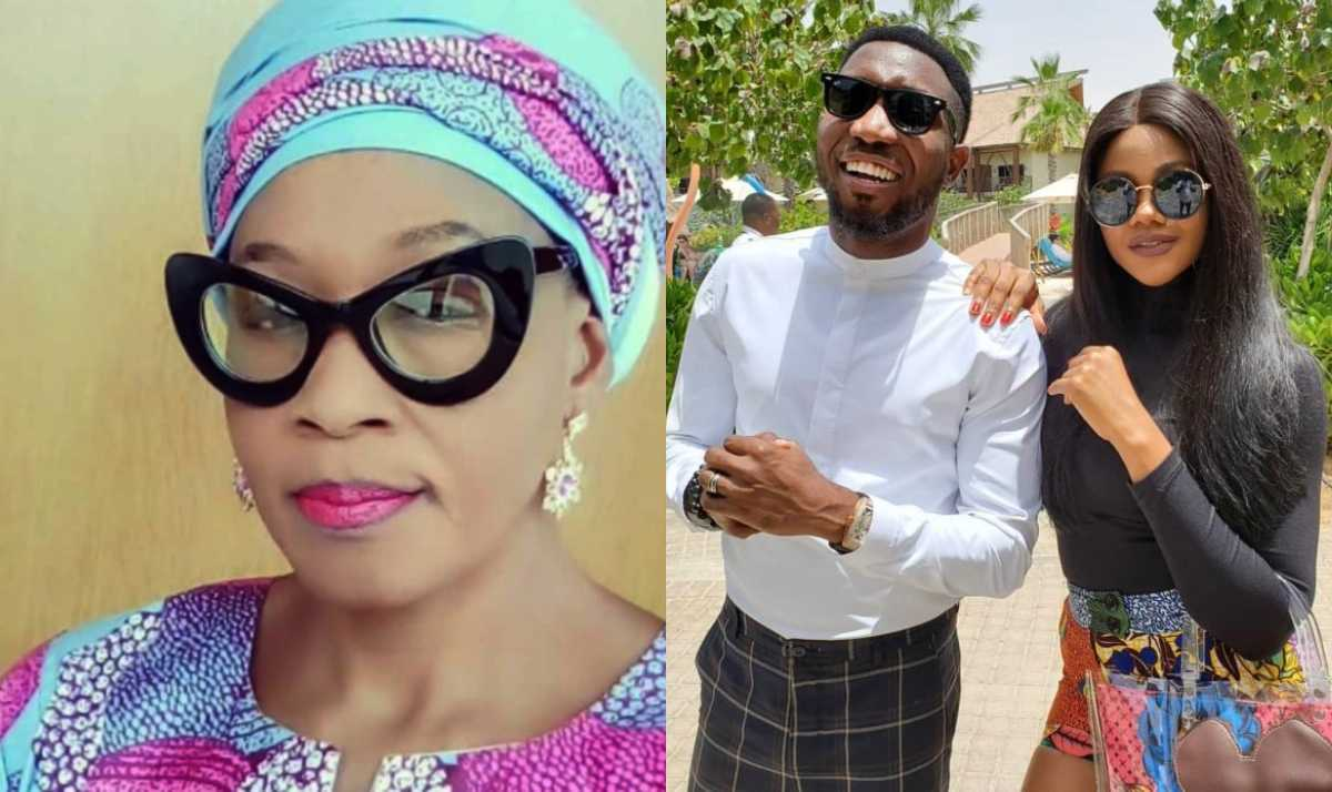 Timi Dakolo has removed several wedding videos on Youtube- Kemi Olunloyo