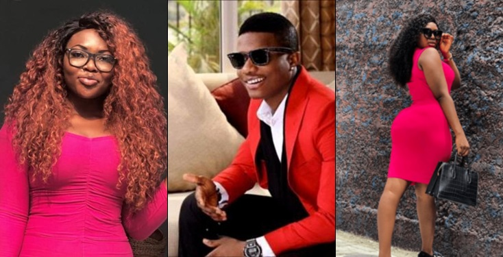 """I Am Dripping, I Don't Know What Wizkid Has Used On Me,""-Uche Okoye"