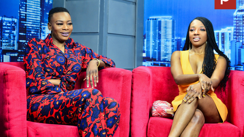 The first housemates to be evicted from the BBNaija season 4 house, Isilomo and Avala were guests at the PULSE studio on Wednesday, July 10, 2019, where we got to speak about their experience in the house [PULSE]