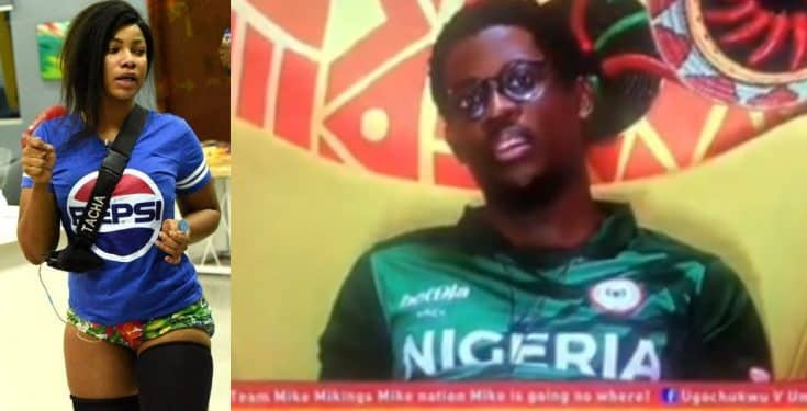 BBNaija 2019: Seyi opens up on relationship with Tacha