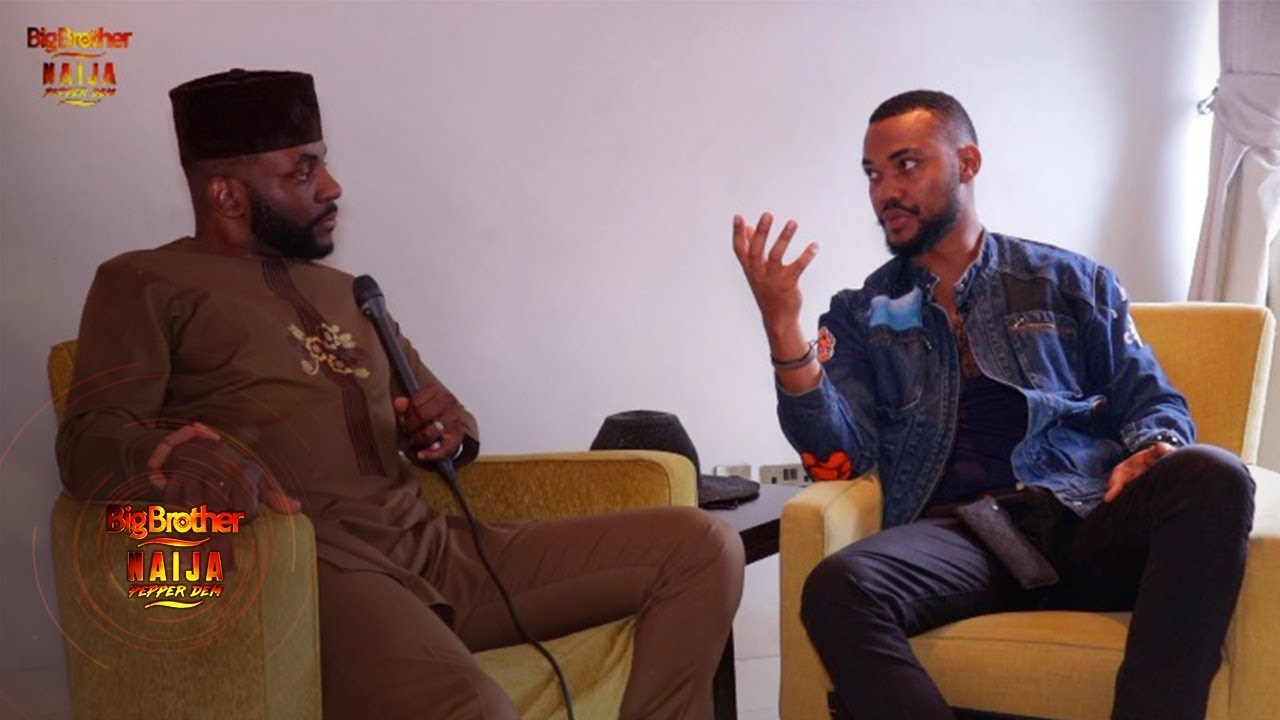 Image result for Why Gedoni Is with Khafi – Evicted housemate, Joe
