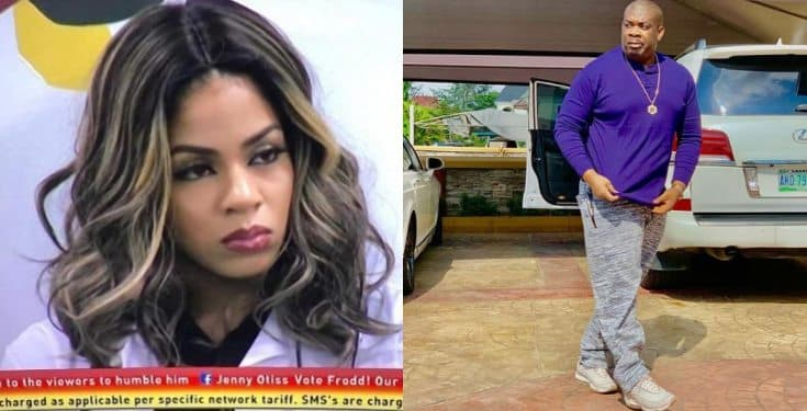 BBNaija: How Nigerians, Don Jazzy reacted to Venita's eviction
