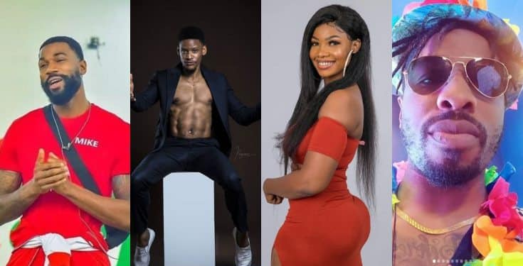 BBNaija: One more housemates will be evicted today