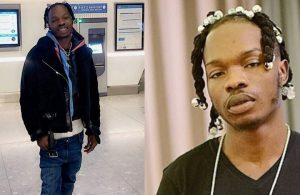 Image result for Naira Marley begs God to judge our Government now