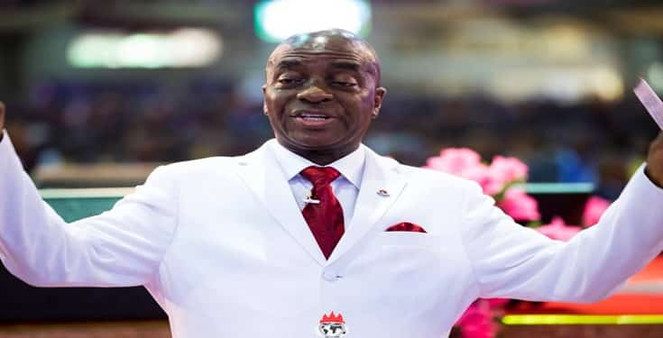 'I Am Not In A Hurry To Go To Heaven' - Bishop Oyedepo