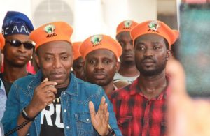 Image result for Court waives Sowore's N50million bail