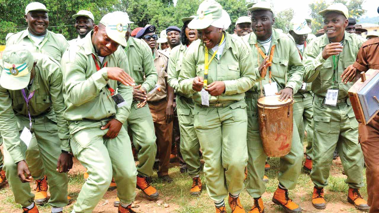 Image result for NYSC members to enjoy new minimum wage