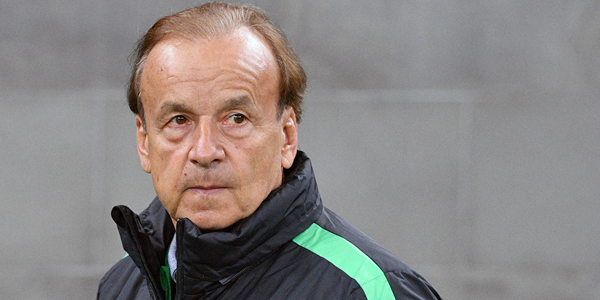The quality of our players abroad is higher' - Gernot Rohr writes off chances of Nigerian league players joining Super Eagle