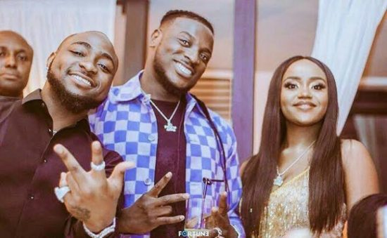 """Image result for """"He has remained 27 for 3years now"""" – Chioma and Peruzzi accuse Davido of lying about his age"""""""