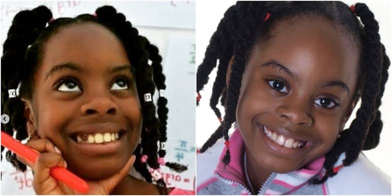 """Image result for Celebrating British-Nigerian genius Esther Okade who bags PhD before 14, plans to own a bank by 15"""""""