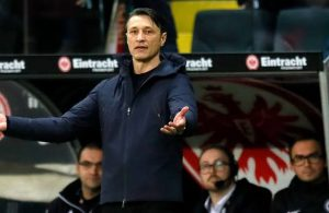 Image result for Niko Kovac sacked as Bayern manager after 5 – 1 defeat to his former club Frankfurt""