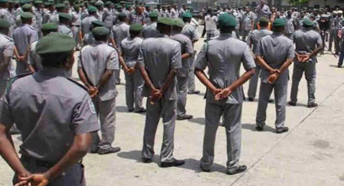 Customs officers living above earnings will be sacked – CG