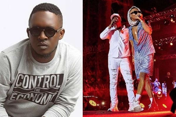 Don't address Wizkid as your little brother - MI Abaga cautions Akon lailasnews