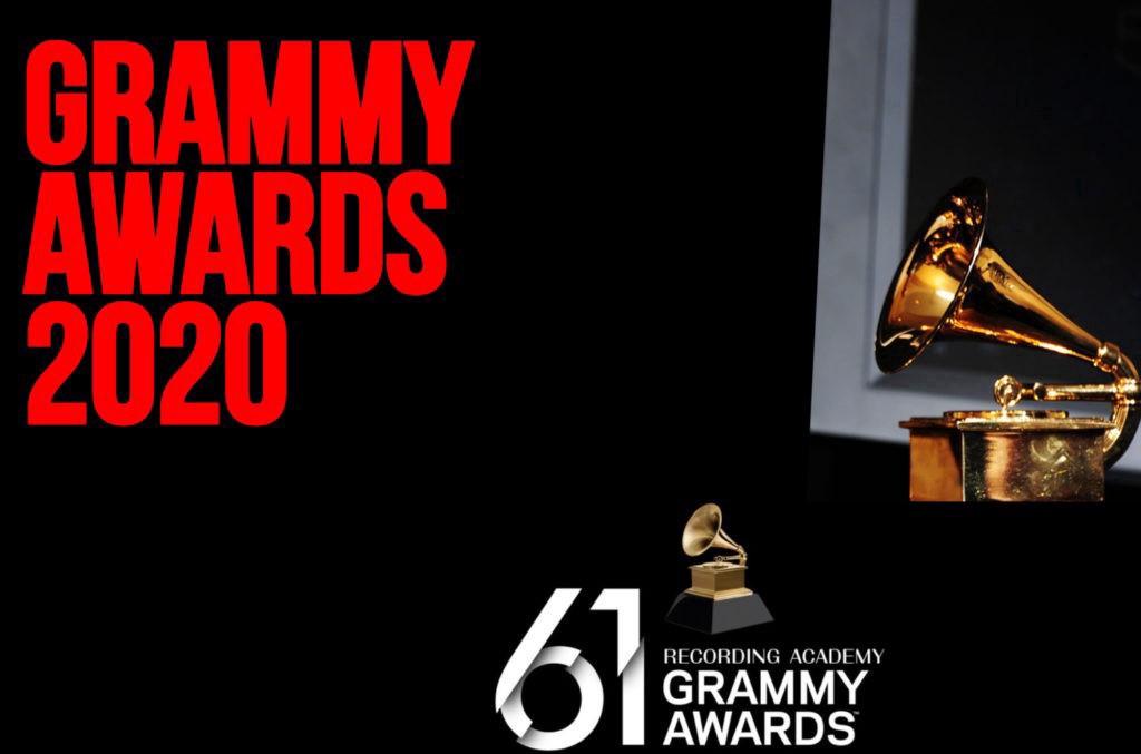 Image result for GrammyAwards2020