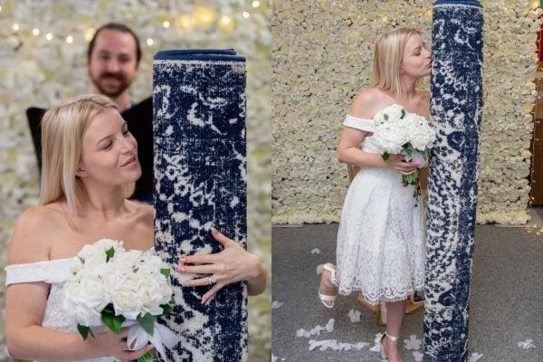 26-year-old single mum marries a rug lailasnews