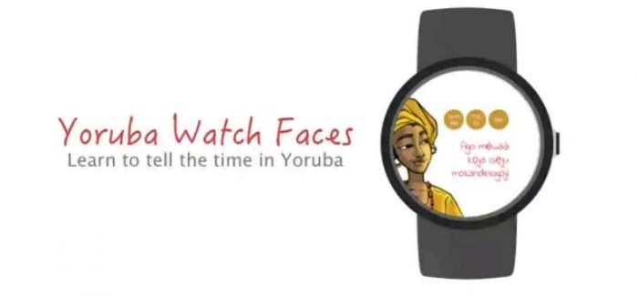 Image result for OAU graduate builds Android watch that tells time in Yoruba