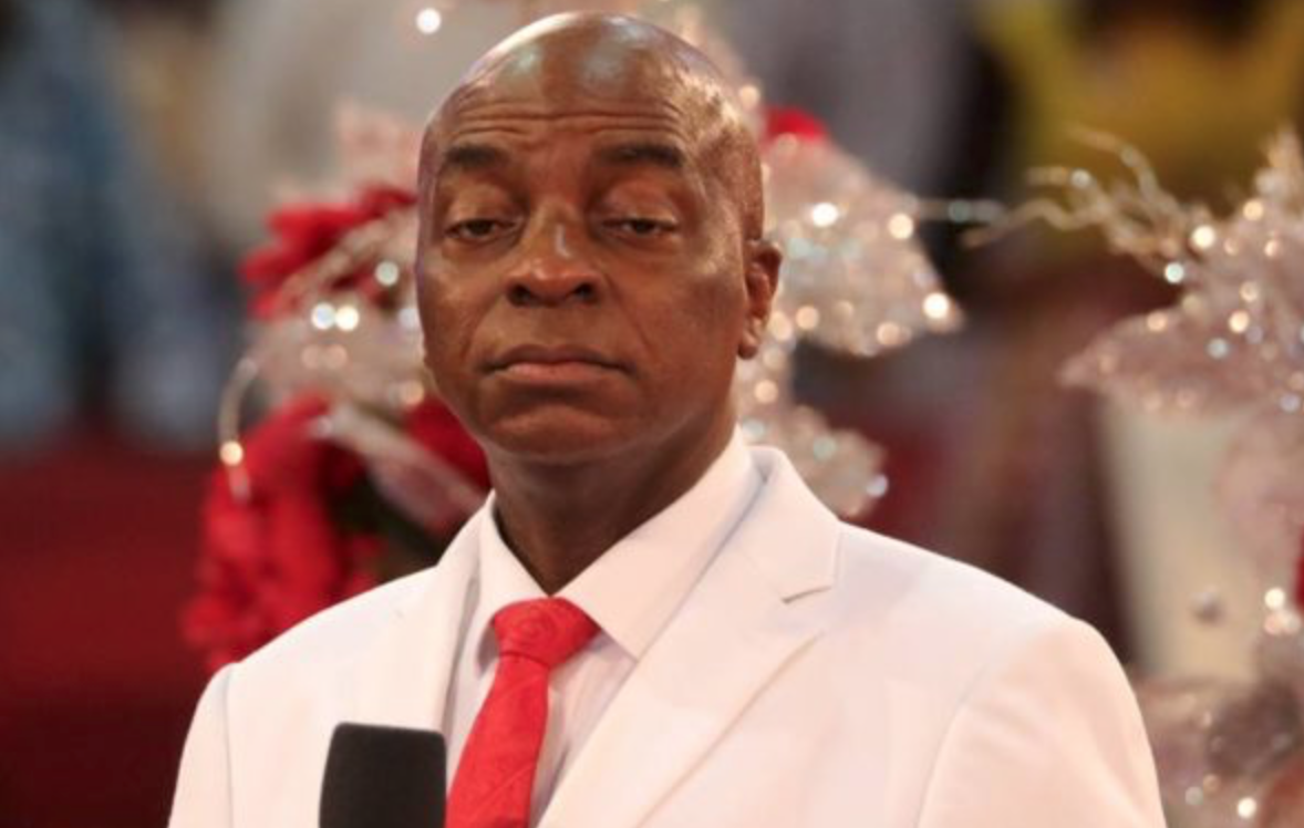 Image result for David Oyedepo