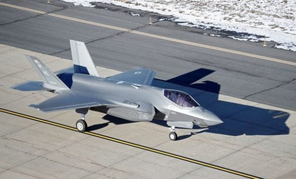 US release 52 stealth fighter jets into air to warn Iran lailasnews 1