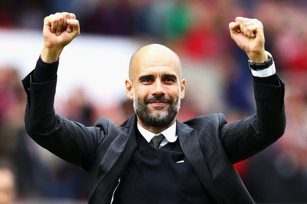 Image result for guardiola man city