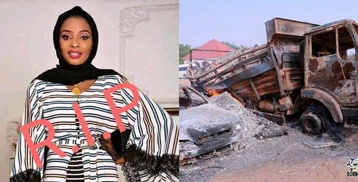 Fatima, UNIMAID student burnt to death