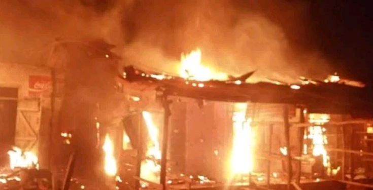 Fire Destroys Properties Worth Millions At Illesha