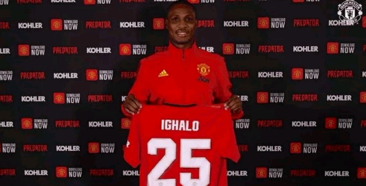 Odion Ighalo banned from Manchester United training ground over fears of coronavirus
