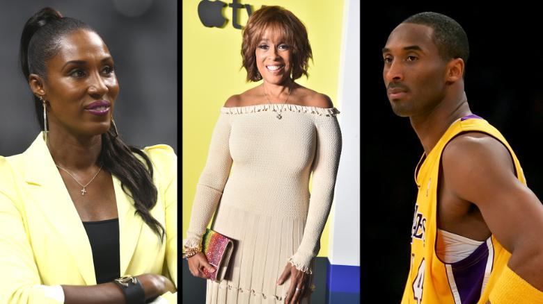 America is boiling Gayle King spoke about Kobe Bryant rape case