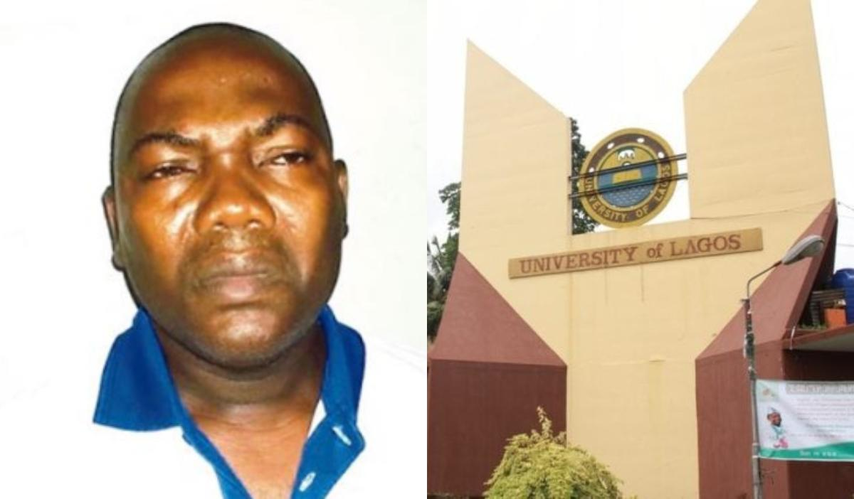 Afeez Naruwa: UNILAG lecturer sentenced to 21 years in prison for raping his friend's daughter