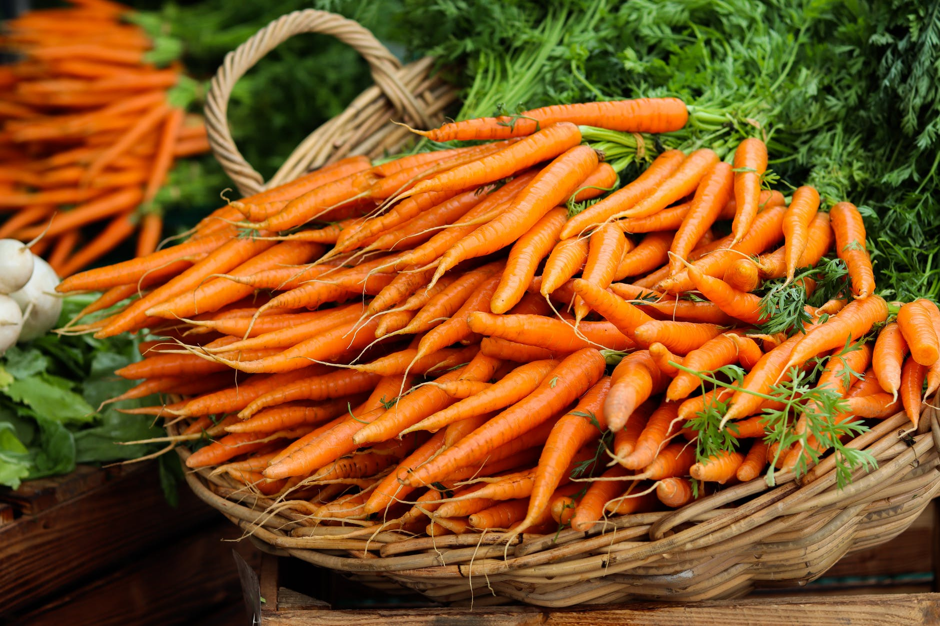 Top 10 Nutritional And Health Benefits Of Carrots