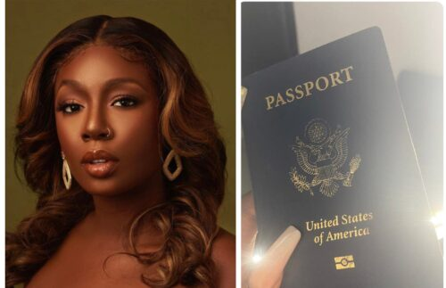 Does your fave have an American passport? – Tolanibaj brags